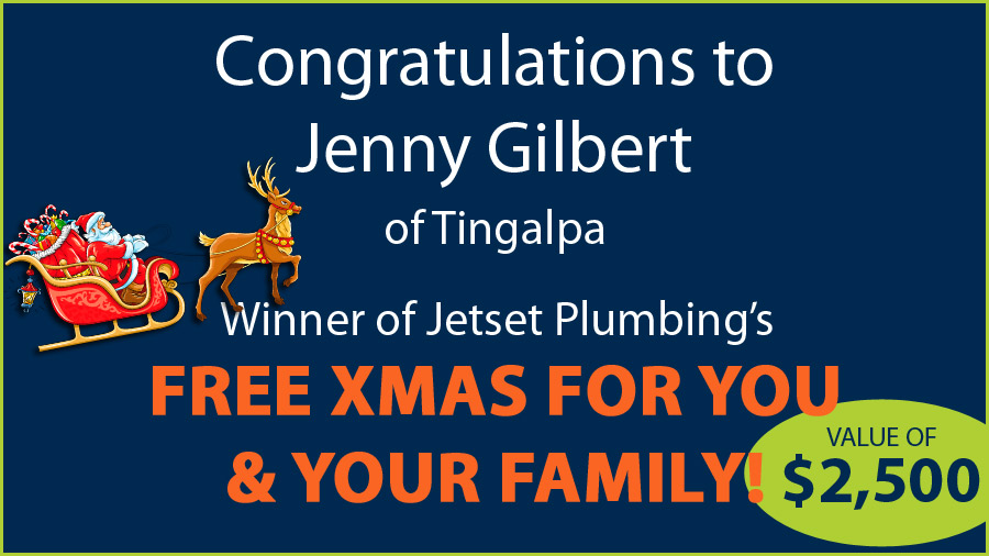 Free Xmas For You & Your Family Winner