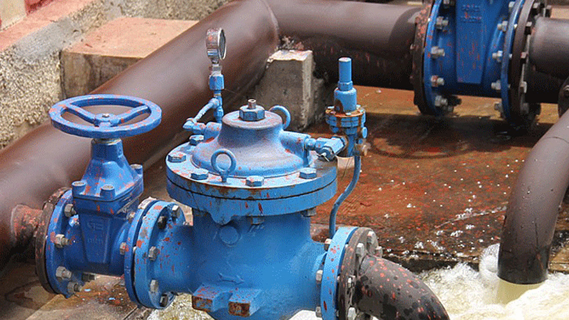 Backflow Pipes and Valves