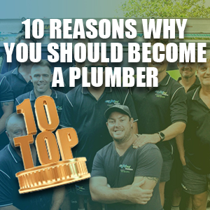 10 Reasons Why Should You Be A Plumber