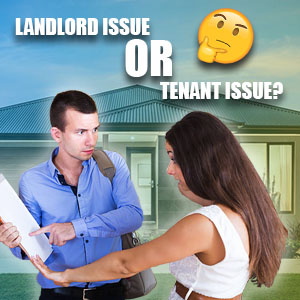 Are Blocked or Built-up Drains a Landlord Issue or a Tenant Issue?