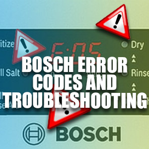 Bosch Error Codes And Troubleshooting Guide