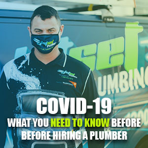Be Aware COVID-19 What You Need To Know Before Hiring A Plumber