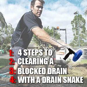 Easily Clear A Blocked Pipe With A Drain Snake In Just 4 Steps