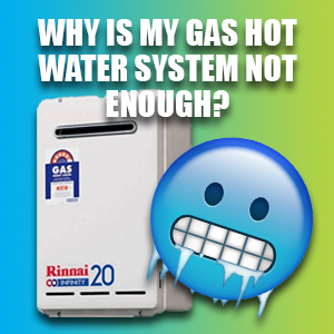 Why Is My Gas Hot Water System Not Hot Enough?