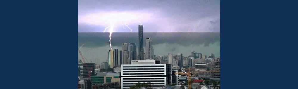 Brisbane storm season is here