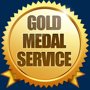 Gold Medal Service - Dishwasher Installation