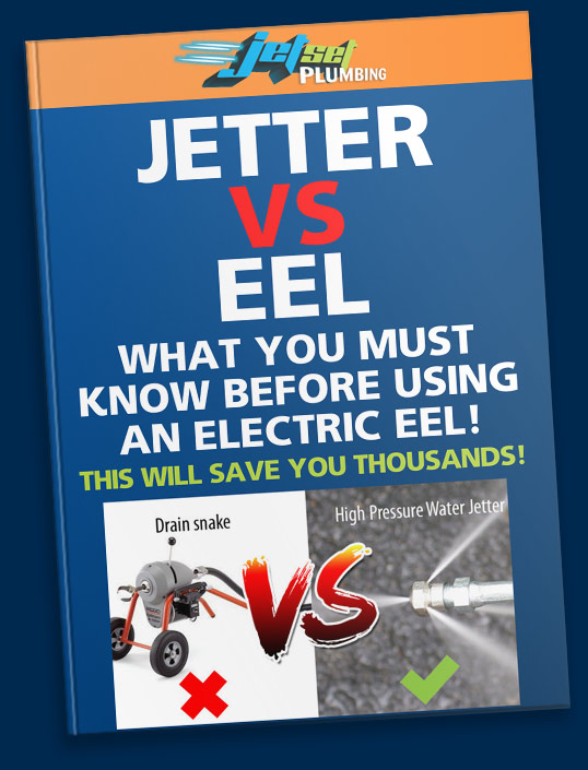 Jetter vs Electric Eel. What You Must Know Before Using An Electric Eel! This Will Save You Thousands.