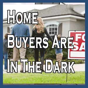 Home Buyers Are In The Dark Without A Plumbing Inspection