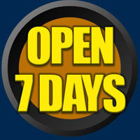 Open 7 Days - Hot Water Systems