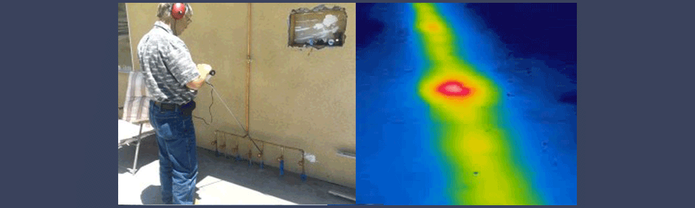 Using Thermal Imaging for Leak Detection