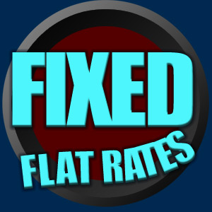 Fixed Flat Rates - Leak Detection