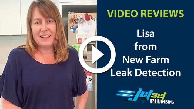 Leak Detection video testimonial 1