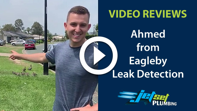 Leak Detection video testimonial 2