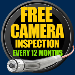Free camera inspection every year