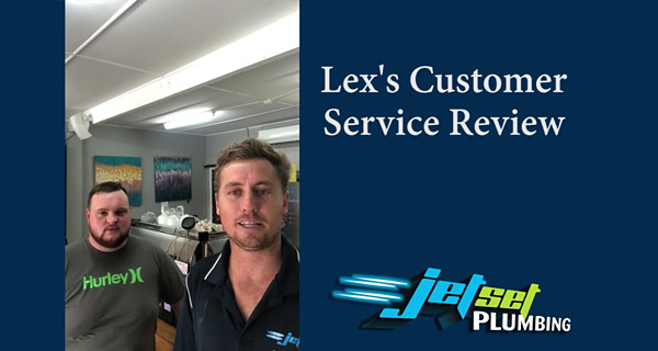 Lex from Brisbane - customer service review